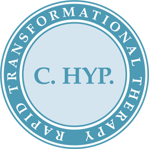 Rapid Tranformational Therapy Hyponsis certificate