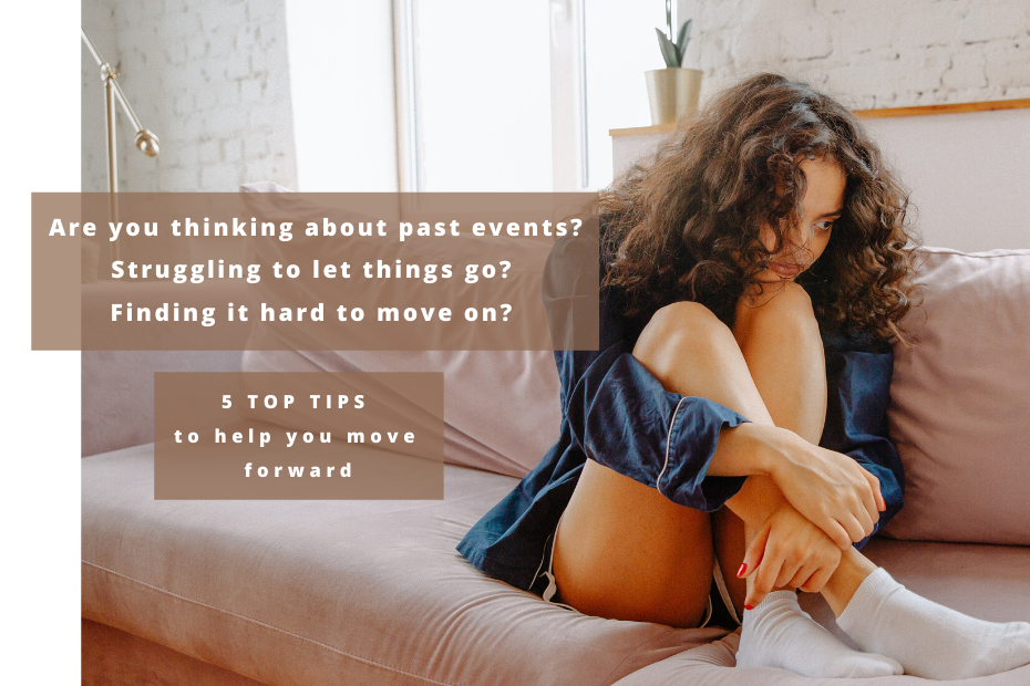 Are you thinking about past events?